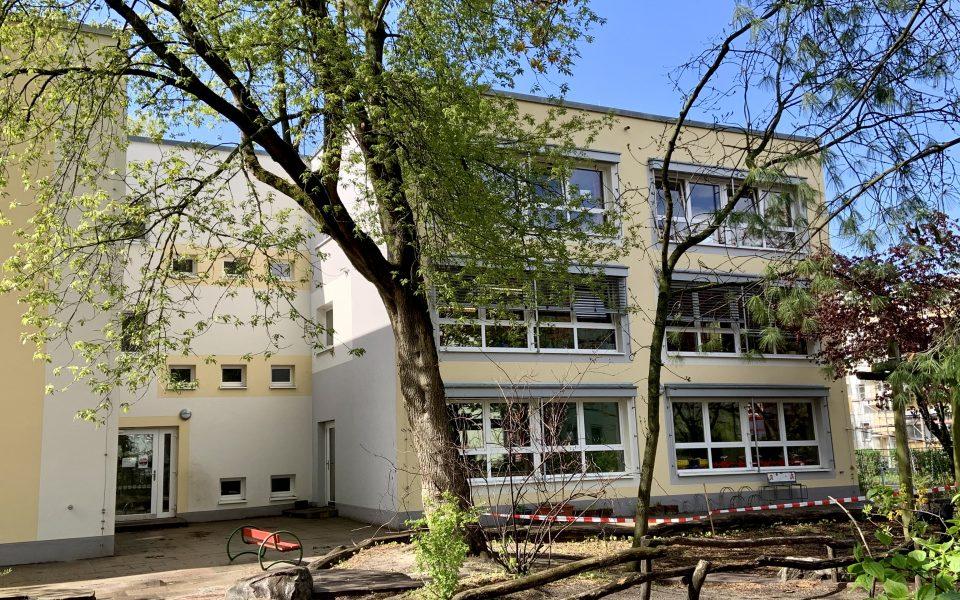 KINDERTAGESSTÄTTE – STERNDAMM, BERLIN